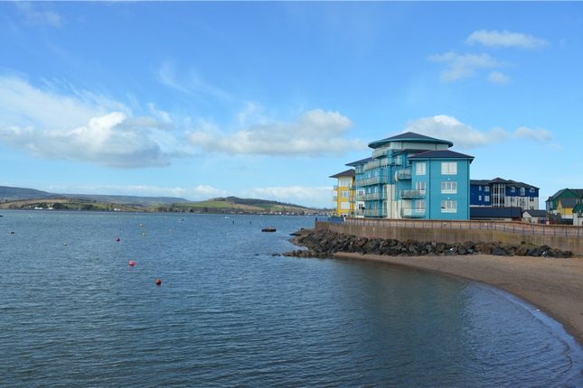 Thumbnail Maisonette for sale in Spinnakers, Shelly Road, Exmouth
