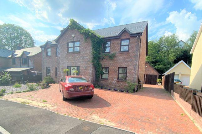 5 bed detached house for sale in Riverside Gardens, Ynyswen, Swansea SA9