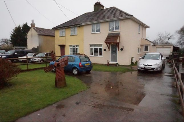 Thumbnail Semi-detached house for sale in Bridgwater Road, Weston-Super-Mare