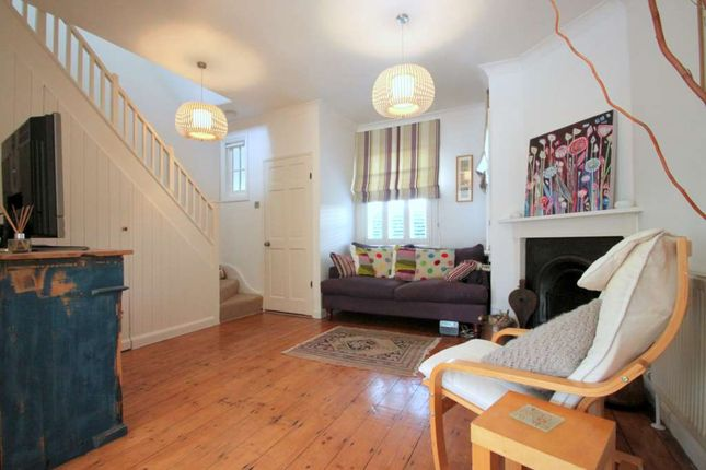 Thumbnail Terraced house to rent in Lessingham Avenue, London