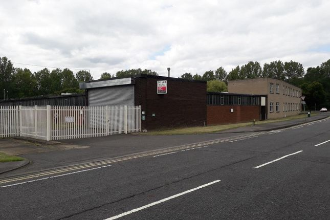 Thumbnail Warehouse for sale in Units G97, G184 And G200, Queensway North, Team Valley Trading Estate, Gateshead, Tyne & Wear