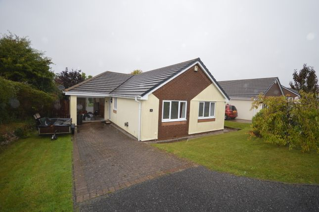 3 bed detached bungalow to rent in Park An Gwarry, Carnon Downs, Truro TR3