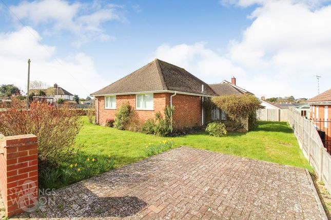 Thumbnail Detached bungalow for sale in Ashdale Drive, Worlingham, Beccles