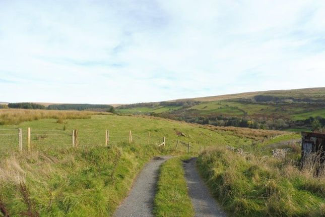 Thumbnail Land for sale in Dan-Y-Coed, Pontsticill, Merthyr Tydfil
