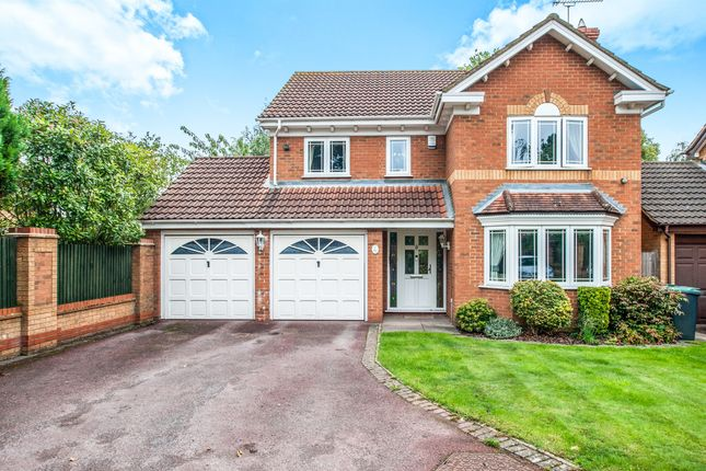 Thumbnail Detached house for sale in Whitley Close, Abbots Langley
