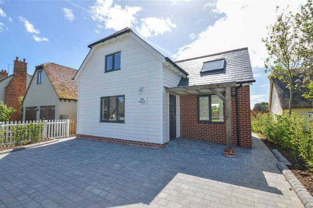 Thumbnail Detached house for sale in Water Lane, Radwinter, Nr Saffron Walden, Essex