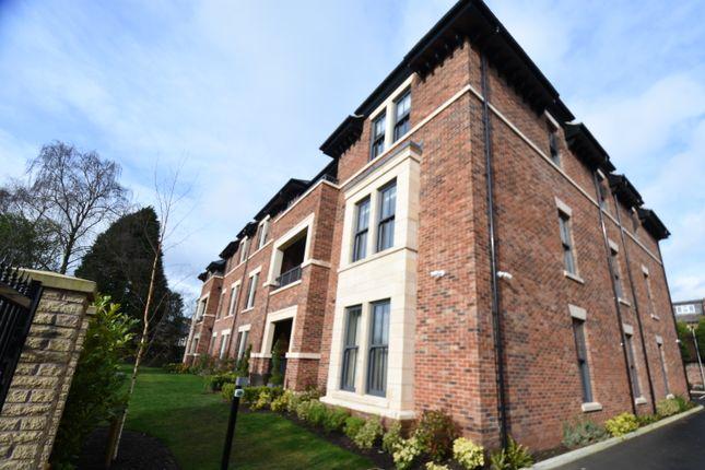 Thumbnail Flat for sale in Berkeley House, Chapel Lane, Wilmslow