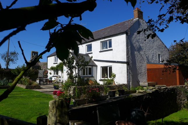 Thumbnail Detached house for sale in Hasguard, Haverfordwest