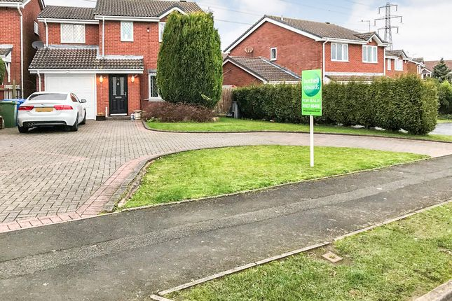 Thumbnail Detached house for sale in Tamar Road, Hockley, Tamworth