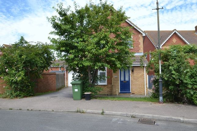 Thumbnail Detached house to rent in Helen Thompson Close, Iwade, Sittingbourne