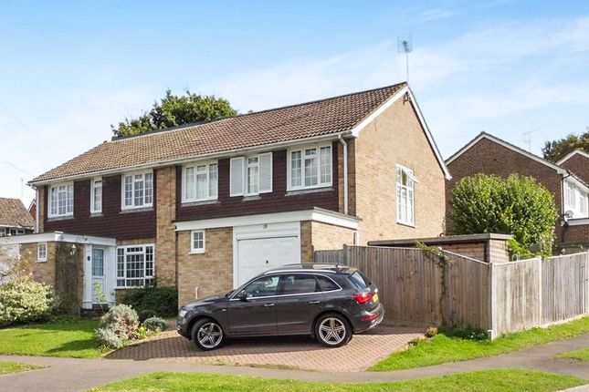 Thumbnail Semi-detached house for sale in The Hollow, Lindfield, Haywards Heath