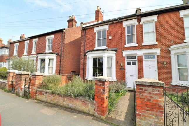 Thumbnail Semi-detached house for sale in The Avenue, Wivenhoe, Colchester