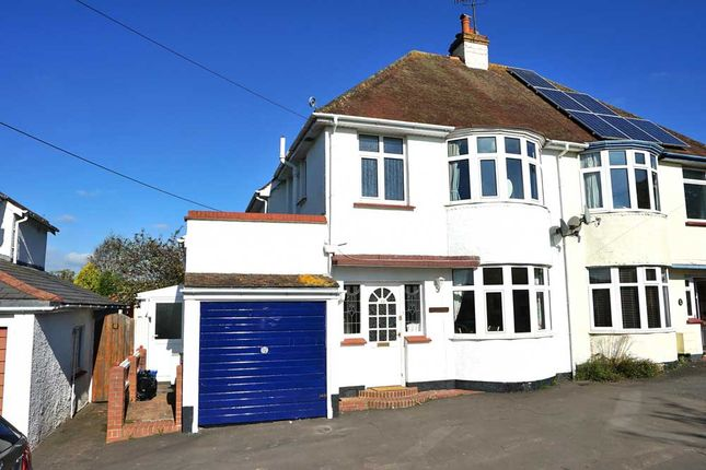 Thumbnail Semi-detached house for sale in Post Hill, Post Hill