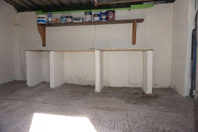 Garage of Wilton Street, Chadderton, Oldham OL9