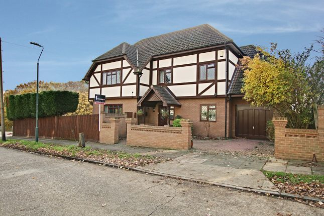 Thumbnail Detached house for sale in Hill Crest, Sidcup