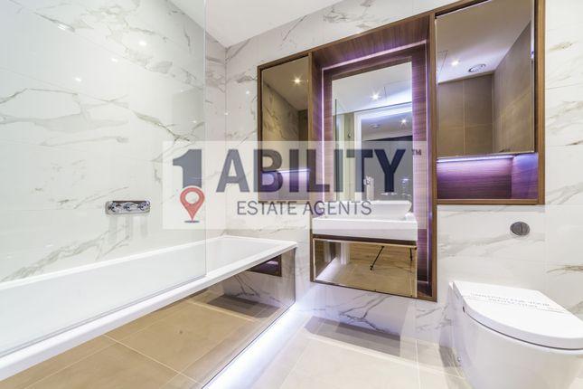 Thumbnail Flat to rent in Neroli House, London
