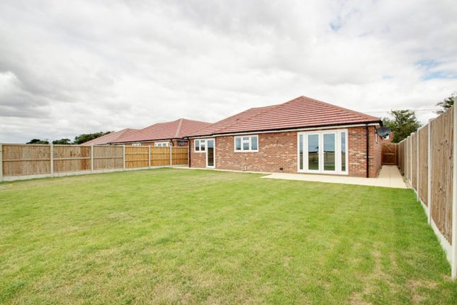 Thumbnail Detached bungalow for sale in Plot 5, Meadows View, Little Clacton Road, Great Holland