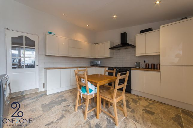 Thumbnail Terraced house for sale in Maindee Terrace, Pontnewydd, Cwmbran