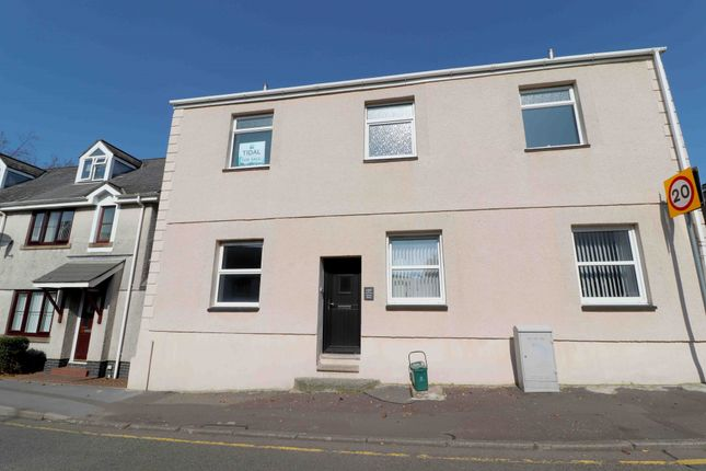 Thumbnail Flat to rent in St. Teilo Street, Swansea, West Glamorgan