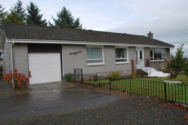 Thumbnail Detached bungalow for sale in Slamannan Road, Falkirk