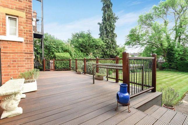 Decked Terrace of Cecil Park, Pinner HA5