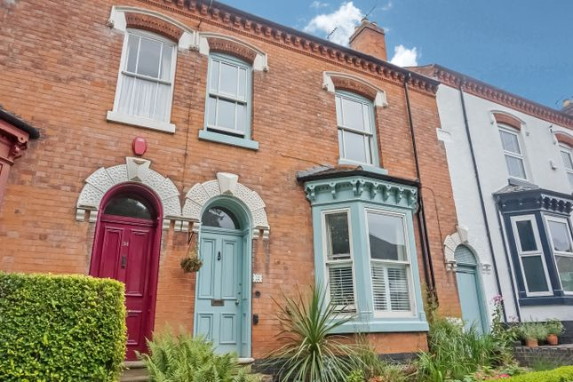 Thumbnail Terraced house for sale in Rectory Road, Sutton Coldfield