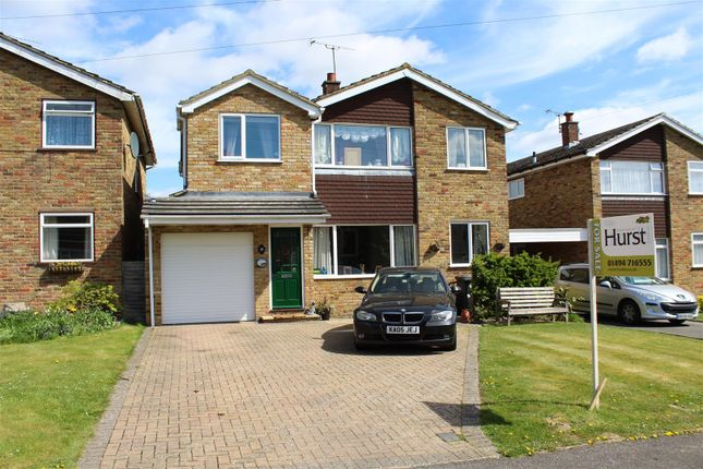 Thumbnail Detached house for sale in Inkerman Drive, Hazlemere, High Wycombe