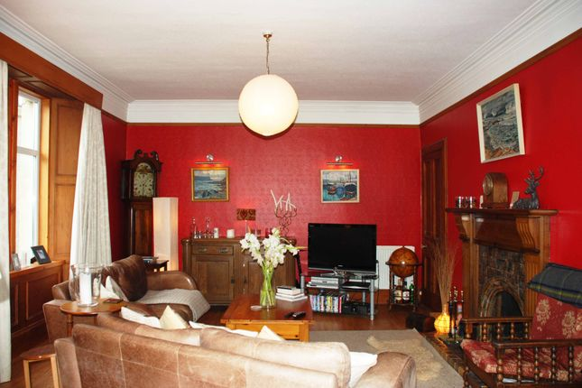 Sittingroom of 1 Franklin Road, Stromness KW16