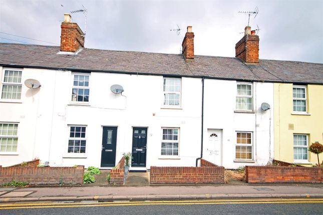 Thumbnail Terraced house to rent in Stoke Road, Aylesbury
