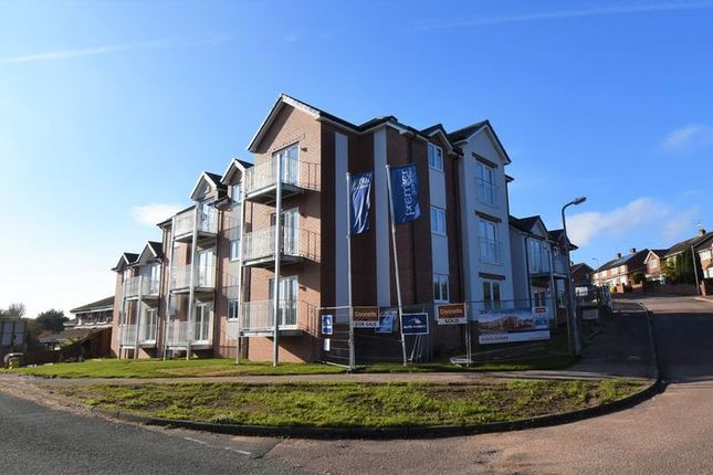 Thumbnail Flat for sale in Apartments 2, 3, 8, 7 Chase View, Bracken Close, Cannock