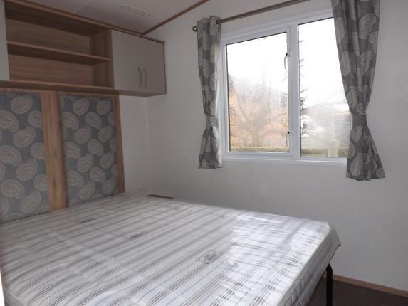 Master Bedroom of Summerville Leisure Park, Acre Moss Lane, Morecambe, Lancashire LA4