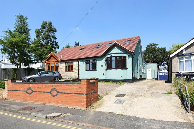 Thumbnail Bungalow to rent in Church Road, Northolt