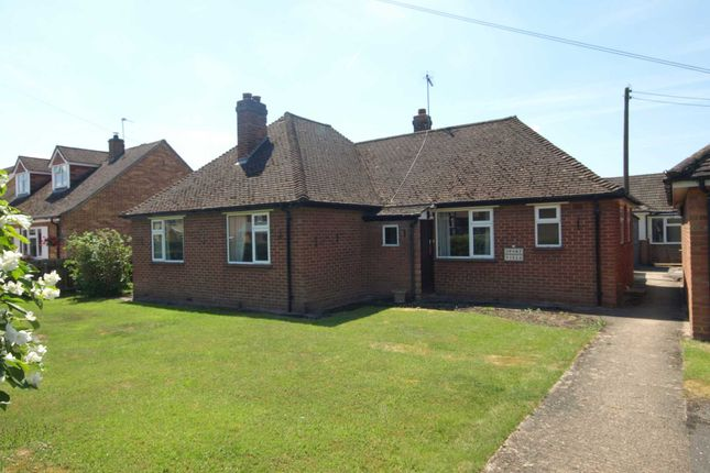 3 bed bungalow for sale in Bicester Road, Launton, Bicester