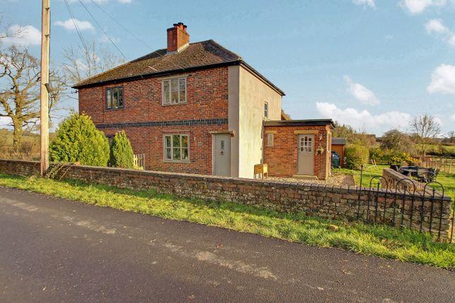 Thumbnail Semi-detached house for sale in Cowden, Edenbridge, Kent