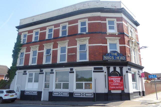 Thumbnail Flat for sale in Spekeland Road, Liverpool