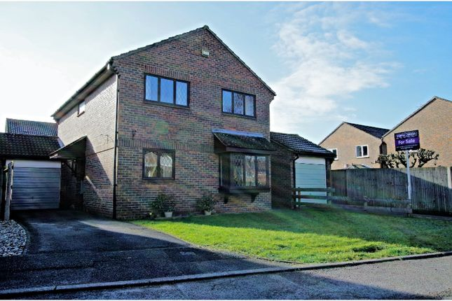 4 bed detached house for sale in Smiths Field, Romsey