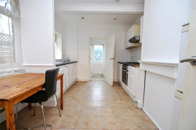 Thumbnail Terraced house to rent in Stanhope Gardens, Harringay, London