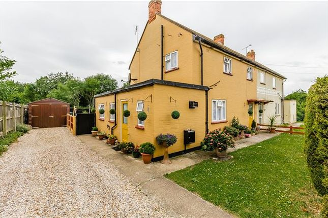 3 bed semi-detached house for sale in Steward Close, Stuntney, Ely