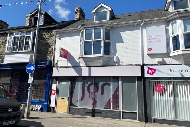 Thumbnail Office to let in Lock Up Shop And Premises, 62 Nolton Street, Bridgend