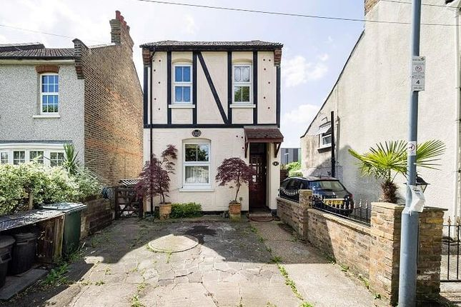 Thumbnail Detached house for sale in Little Heath, Chadwell Heath, Romford