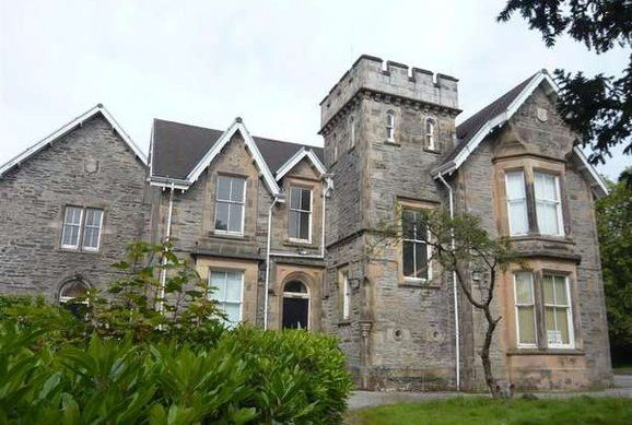 Thumbnail Detached house for sale in Argyll Road, Dunoon, Argyll