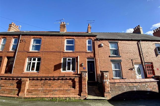 Thumbnail Terraced house for sale in New Street, Rhosllanerchrugog, Wrexham