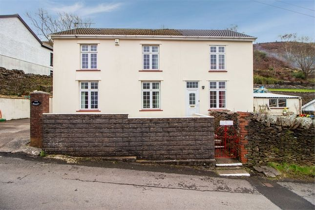 Thumbnail Detached house for sale in Sunnybank, Williamstown, Tonypandy, Mid Glamorgan