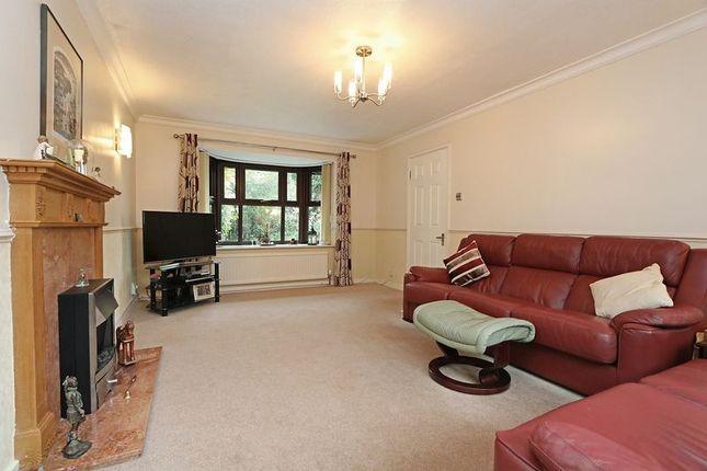 Living Room of Hatchlands, Great Holm, Milton Keynes MK8