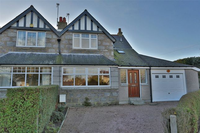 Thumbnail Semi-detached house to rent in 12 Ashley Park North, Aberdeen