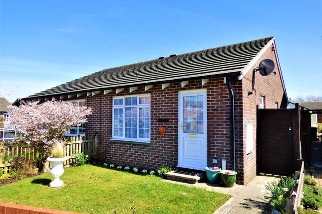 Thumbnail Semi-detached bungalow to rent in Capstan Drive, Littlehampton