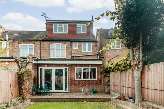 Thumbnail End terrace house for sale in Huxley Place, London