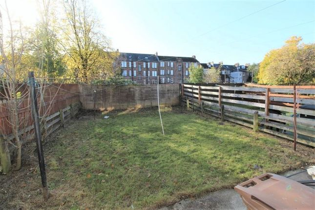 Rear Garden of Stockholm Crescent, Paisley PA2