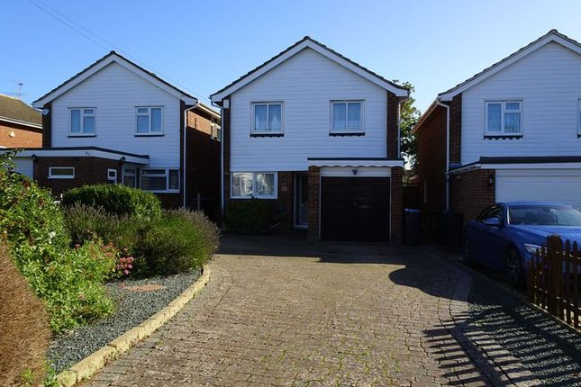 Thumbnail Detached house for sale in Taw Close, Worthing