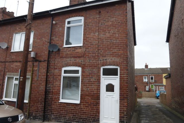 Thumbnail End terrace house to rent in Carlton Street, Featherstone